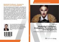 Modelabel Confjuzed - Strategische Planung in der Gründungsphase