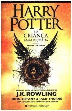 Harry Potter e a criança amaldiçoada - Rowling, J. K.;Tiffany, John;Thorne, Jack