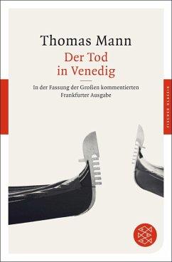 Der Tod in Venedig (eBook, ePUB) - Mann, Thomas