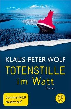 Totenstille im Watt / Dr. Sommerfeldt Bd.1 (eBook, ePUB) - Wolf, Klaus-Peter