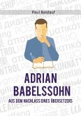 Adrian Babelssohn (eBook, ePUB)