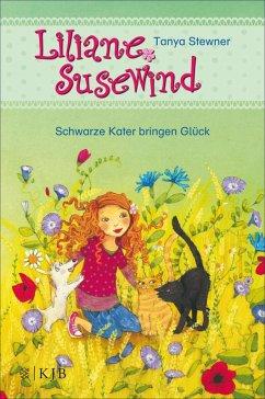 Schwarze Kater bringen Glück / Liliane Susewind ab 6 Jahre Bd.6 (eBook, ePUB) - Stewner, Tanya