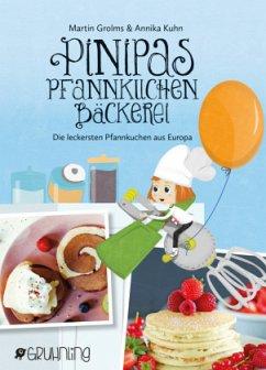 Pinipas Abenteuer - Pinipas Pfannkuchenbäckerei - Grolms, Martin