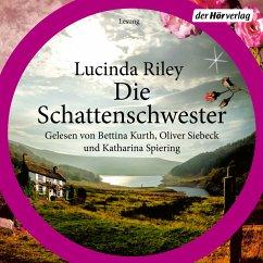 Die Schattenschwester / Die sieben Schwestern Bd.3 (MP3-Download) - Riley, Lucinda