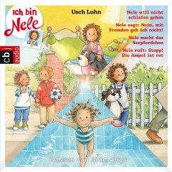 Ich bin Nele - Band 9 bis 12 (MP3-Download) - Luhn, Usch