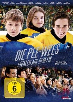 Die Pee-Wees: Rivalen auf dem Eis - Pilon,Antoine-Olivier