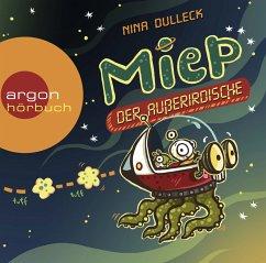 Miep, der Außerirdische Bd.1 (Audio-CD) - Dulleck, Nina