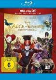 Alice im Wunderland: Hinter den Spiegeln (Blu-ray 3D + Blu-ray)