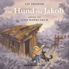 Ein Hund für Jakob, 2 Audio-CDs - Frohde, Liv