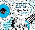 Zimt und zurück / Zimt-Trilogie Bd.2 (4 Audio-CDs)