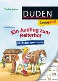 Leseprofi - Mit Bildern lesen lernen: Ein Ausflug zum Reiterhof, Erstes Lesen