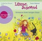 Schwarze Kater bringen Glück / Liliane Susewind ab 6 Jahre Bd.6 (1 Audio-CD)