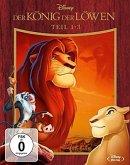 Der König der Löwen - Teil 1-3 (3 Discs)