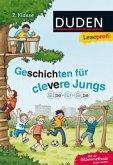 Leseprofi - Silbe für Silbe: Geschichten für clevere Jungs, 2. Klasse