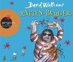 Ratten-Burger, 3 Audio-CDs