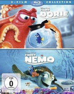 Findet Nemo / Findet Dorie - 2 Disc Bluray