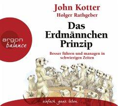 Das Erdmännchen-Prinzip, 3 Audio-CDs