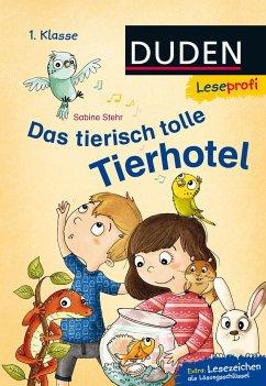 Leseprofi - Das tierisch tolle Tierhotel, 1. Klasse