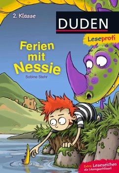 Leseprofi - Ferien mit Nessie, 2. Klasse