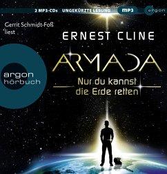 Armada, 2 MP3-CD - Cline, Ernest