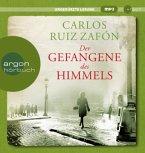 Der Gefangene des Himmels / Barcelona Bd.3 (2 MP3-CDs)