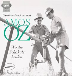 Wo die Schakale heulen, MP3-CD - Oz, Amos