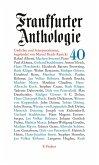 Frankfurter Anthologie 40