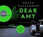 Dear Amy, 6 Audio-CDs