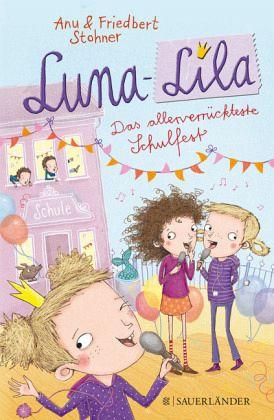 Buch-Reihe Luna-Lila
