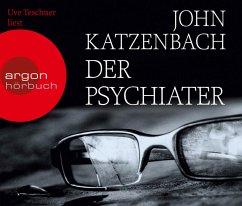 Der Psychiater, 6 Audio-CDs - Katzenbach, John