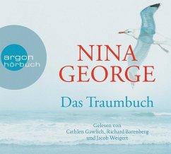 Das Traumbuch, 7 Audio-CDs - George, Nina