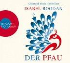 Der Pfau, 4 Audio-CDs