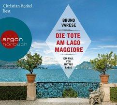 Die Tote am Lago Maggiore / Matteo Basso Bd.1 (5 Audio-CDs) - Varese, Bruno