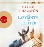 Das Labyrinth der Lichter / Barcelona Bd.4 (4 MP3-CDs)
