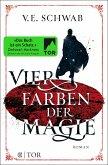 Vier Farben der Magie / Magier Kell Bd.1