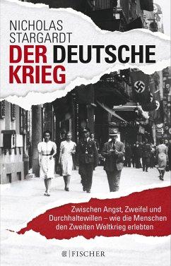 Der deutsche Krieg - Stargardt, Nicholas
