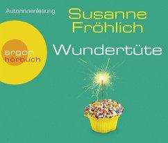 Wundertüte, 4 Audio-CDs - Fröhlich, Susanne