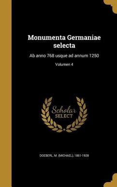 LAT-MONUMENTA GERMANIAE SELECT
