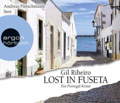 Lost in Fuseta / Leander Lost Bd.1 (6 Audio-CDs) - Ribeiro, Gil
