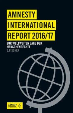 Amnesty International Report 2016/17