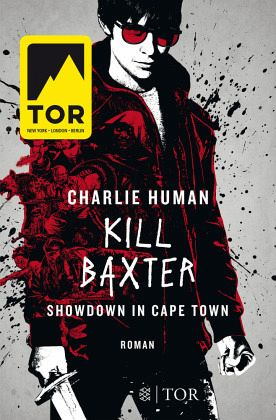 Buch-Reihe Baxter