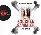 Die Ernte / Der Knochensammler Bd.1 (6 Audio-CDs)