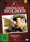 Sherlock Holmes - Die klassische TV-Serie, Staffel 1.1 - 2 Disc DVD