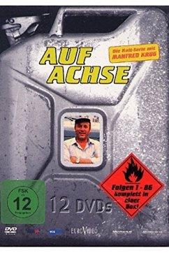 Auf Achse - Gesamtbox - Manfred Krug/Rüdiger Kirschstein