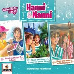 Hanni und Nanni Box, 3 Audio-CDs