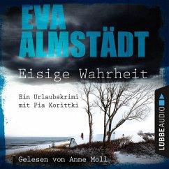 Eisige Wahrheit - Ein Urlaubskrimi mit Pia Korittki (MP3-Download) - Almstädt, Eva