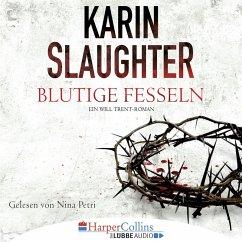 Blutige Fesseln / Georgia Bd.6 (MP3-Download) - Slaughter, Karin