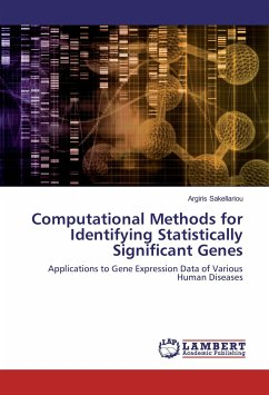 Computational Methods for Identifying Statistically Significant Genes
