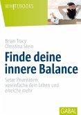Finde deine innere Balance (eBook, PDF)