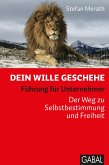 Dein Wille geschehe (eBook, ePUB)